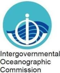 IOC-UNESCO – Intergovernmental Oceanographic Commission UNESCO / Межправите ...